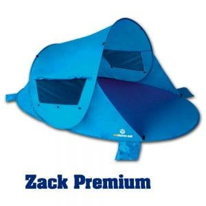 Outdoorer Pop up Strandmuschel Zack PREMIUM