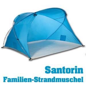 Outdoorer Santorin Familien-Strandmuschel